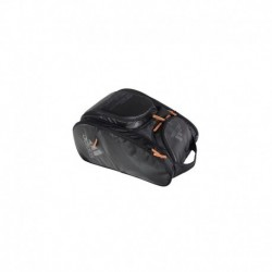 TEAM SWEAT FZ JACKET WOS Black/White