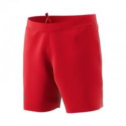 Pantalon corto bcade color scarlet