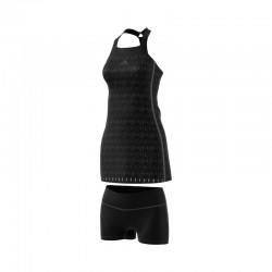 Vestido bcade color black