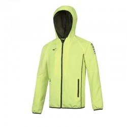 Team micro jacket yellow fluo/black