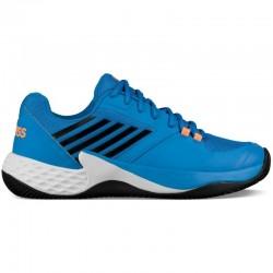 Zapatilla aero court hb brilliant blue/neonorg