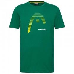 Club carl t-shirt jr green  jr.