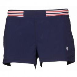 Pantalon corto heritage color navy