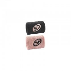 Munequeras bpmu215 w negro/rosa fluor 005/722