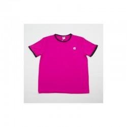 Camiseta hombre cass lh rosa