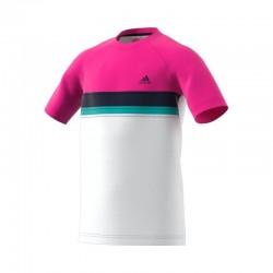 Camiseta b club c/b shock pink