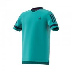 Camiseta b club 3str hi-res aqua